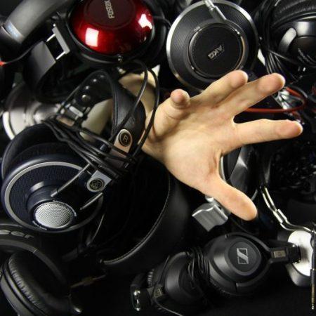 BE-5C Pro Grade 5 Transducer Stereo Plugs