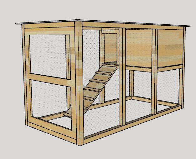 Basic Hen House