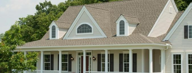 Wrap Around Porch Benefits   Custom Home Group 2 story house with wrap around porch