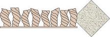 Types of Carpeting - Berber Cut-Pile