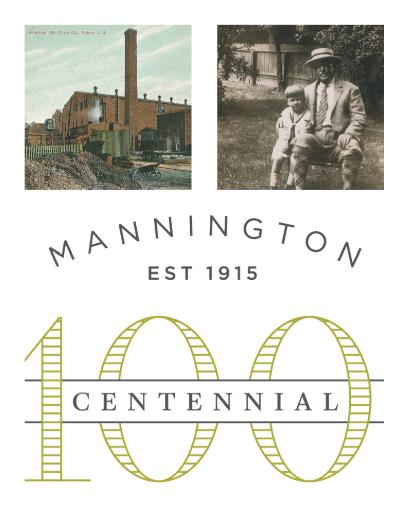 Mannington Mills 100 Year Anniversary