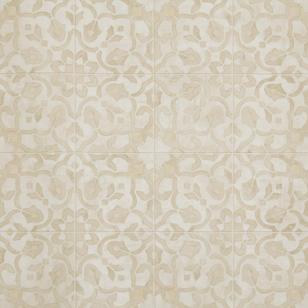 Mannington sheet vinyl and luxury sheet vinyl in Filigree in Brass