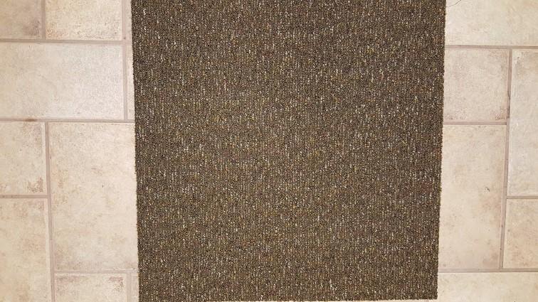 Mohawk Rookie Olive Carpet Tile
