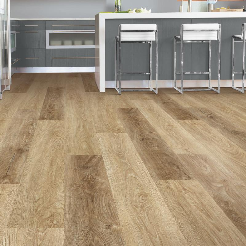 Mohawk has already been a leading in flooring trends. SolidTech luxury vinyl planks offer high design with unmatched durability all on a waterproof core.