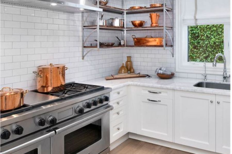 Handcrafted Subway Tiles in Blanca  available at Custom Home Interiors!