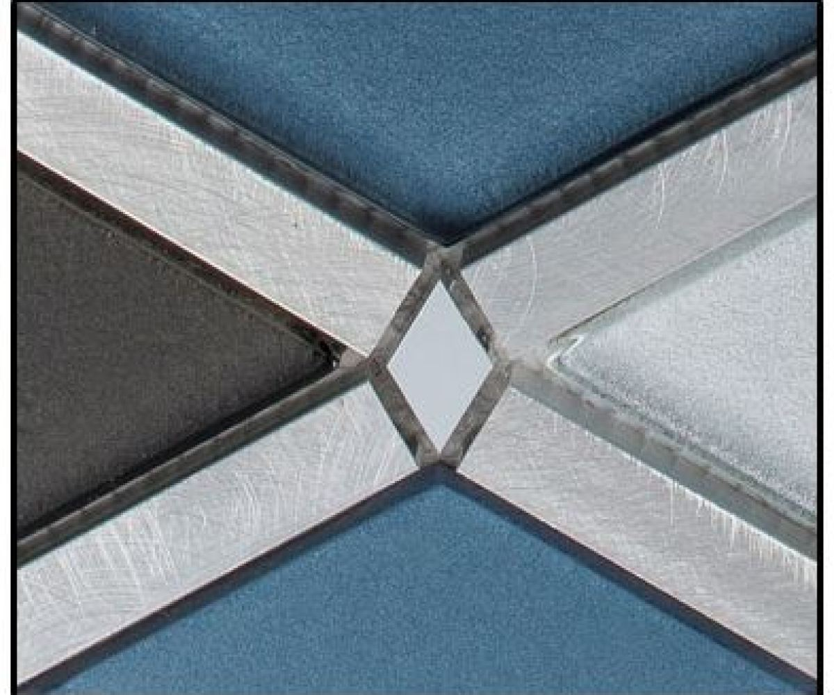 Glazzio Falling Star FGS221 Cerulean Gaze Detail