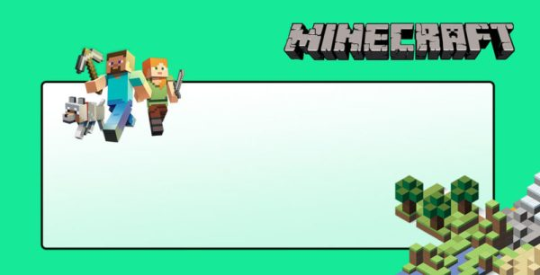 minecraft printable images # 13