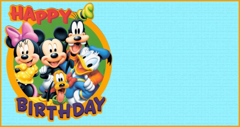free printable mickey mouse birthday