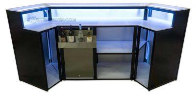 Modular Portable Bars - Customizeddesigns.com on Portable Backyard Bar id=63789