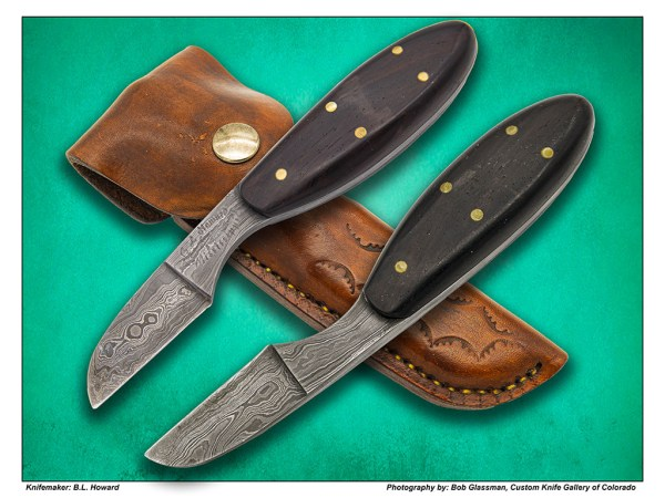 B.L. Howard Carving Knife