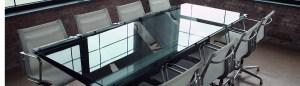 Custom Metal Desk Fabrication