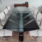 Metal Desk Fabrication