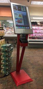 Grocery Kiosk by Custom Laser
