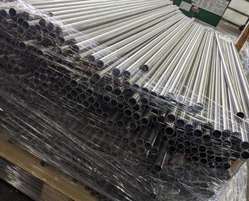 Medical Stainless Steel IV Stand Tubes