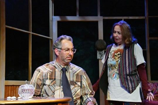 Evan Sokol, Linda Ayres-Frederick