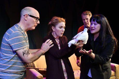 Pip returns (Malcolm Rodgers, Hilary Hesse, Matt Weimer, Karen Offereins)