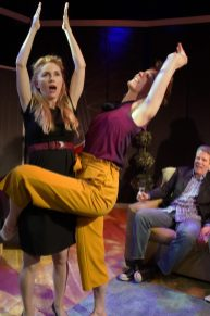 Pole dancing (Hilary Hesse, Fenner, Matt Weimer)