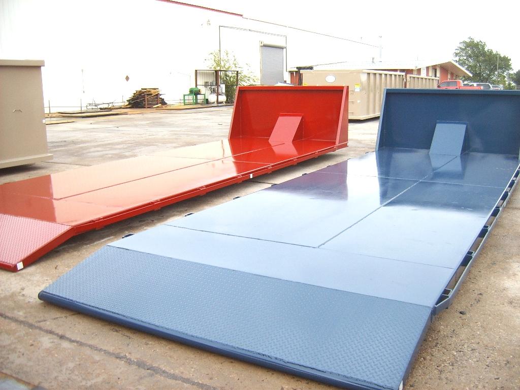 Flat Bed Skids