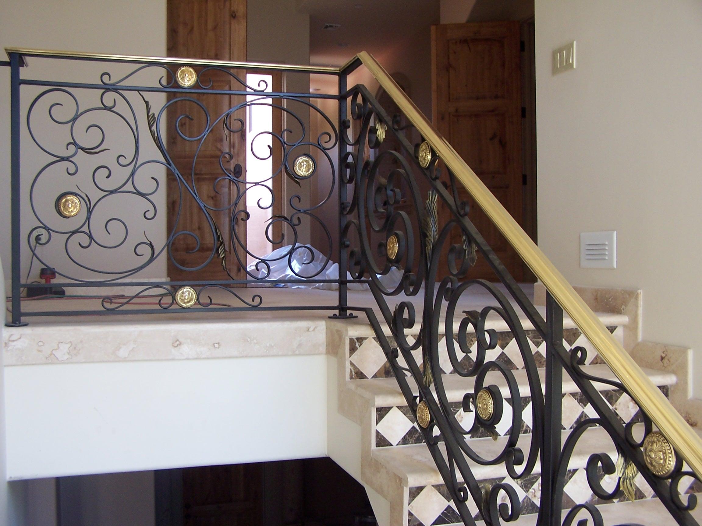 Railings Custom Metal Concepts And Creations