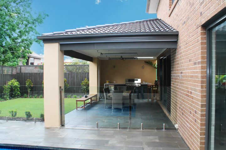 Outdoor Rooms Melbourne   Entertainment Areas & Living ... on Custom Outdoor Living id=21562