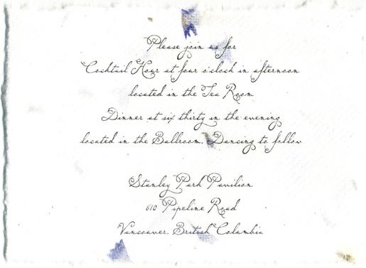 Wedding Invitation Reception Card Wording Samples Paperinvite