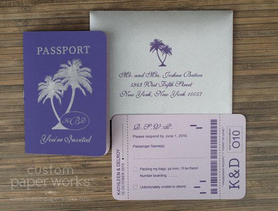 Passport Gallery Custom Paper Works
