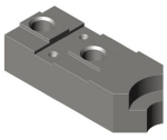 Milled part - Chuck jaw