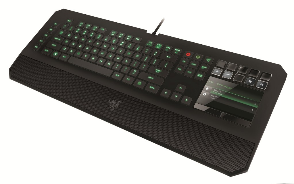 Razer Announces Release of the DeathStalker Ultimate, The ...