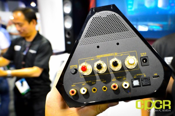 CES 2015: Creative's Sound Blaster X7 Packs DAC, 100w Amp ...