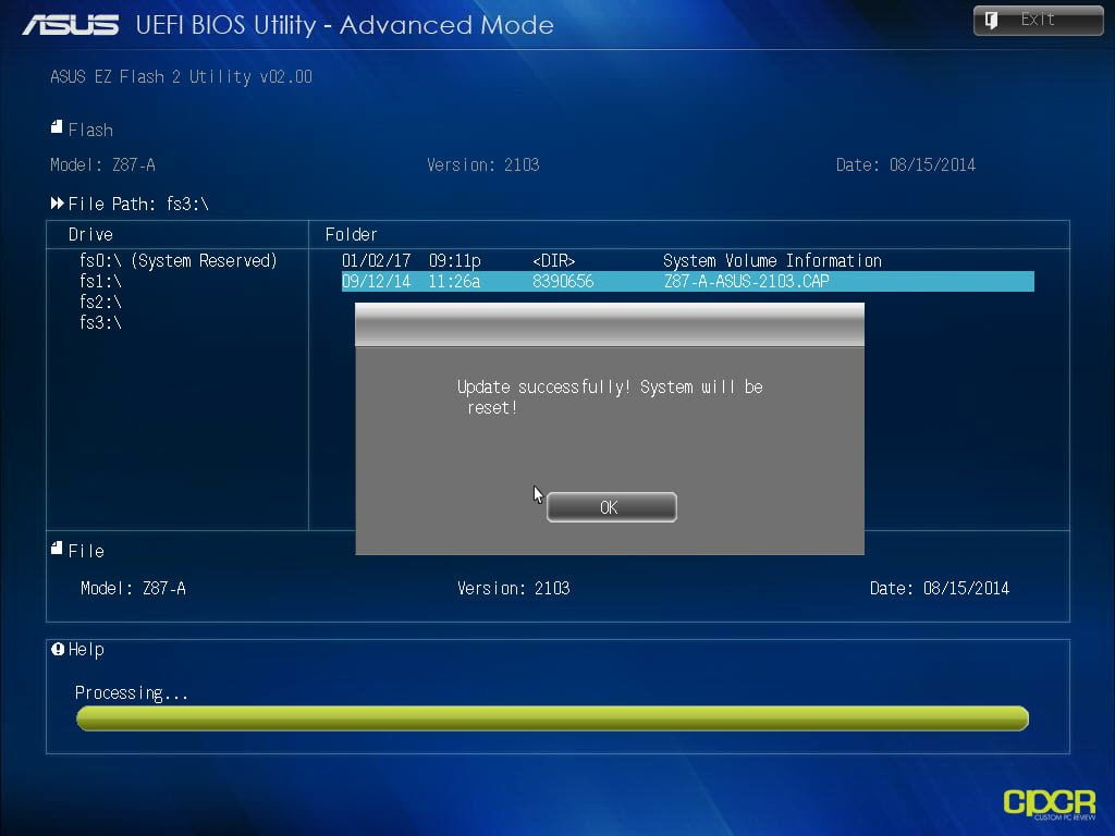 How to Update Your ASUS Motherboard UEFI BIOS | Custom PC Review