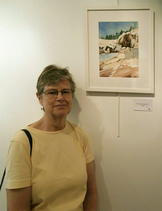 Ruth Seeley Exhibit at Pendle Hill