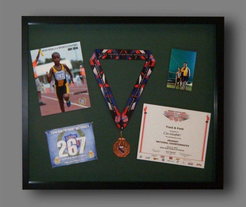 Sports Memorabilia and Custom Framing: A Winning Combination