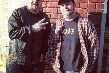 Mike Muir and Todd Cooper