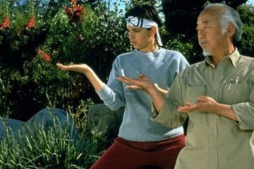 The Karate Kid, Ralph Machio, Pat Morita
