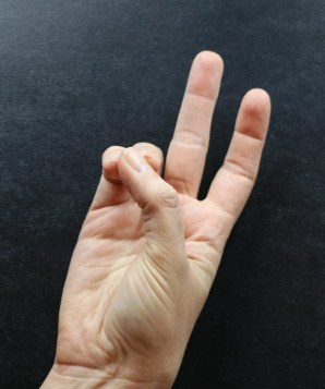 Use prana mudra to help energize.