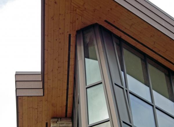Vinyl Wood Amp Aluminum Soffits Soffit Contractor Victoria
