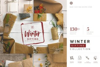Winter Gifting Collection – Custom Scene