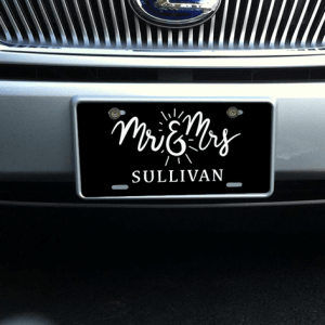 New Ideas For Custom Front License Plates Signage Professionals