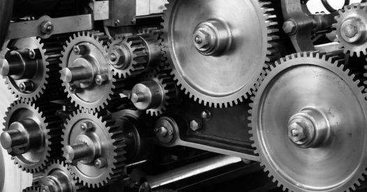 Gears of a Machine