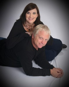 Brett and Karin Joiner Owners of Custom Thread Art