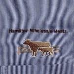 up close logo for hamilton wholesale meats