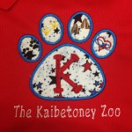 logo for kaibetoney zoo