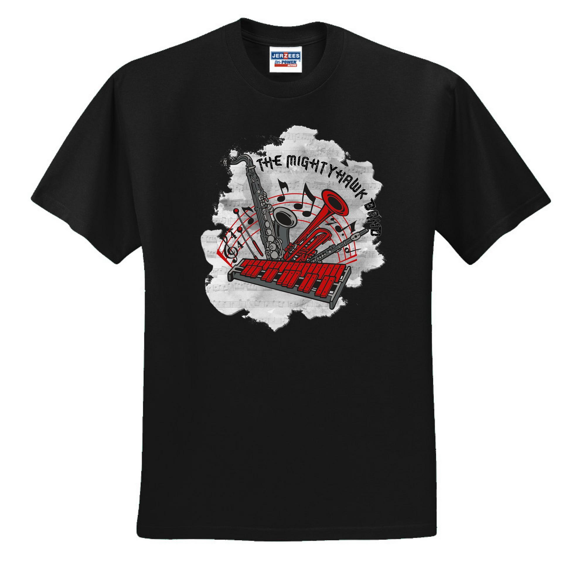 regular 50/50 shirt