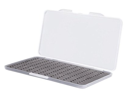 Slim Line Easy Grip Fly Box 168 - Closed