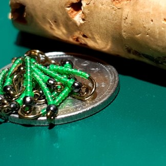 Teeny Greeny Chironomid Pupa Fly