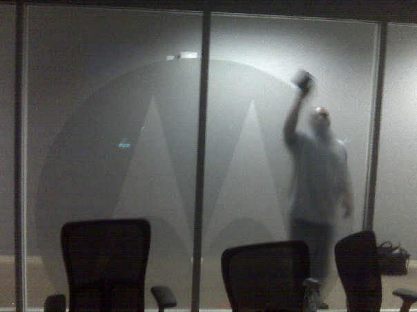 Motorola Wall Wrap