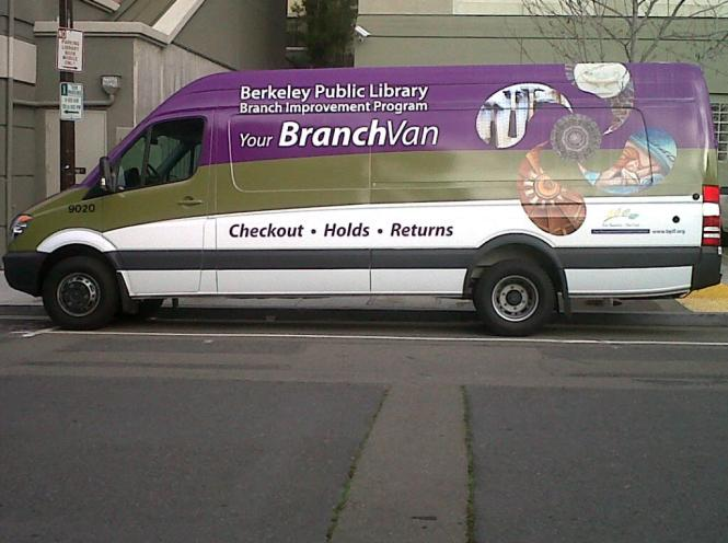 Sprinter Van Wrap