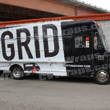 Off The Grid Food Truck