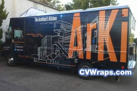 ArKi Food Truck Wrap