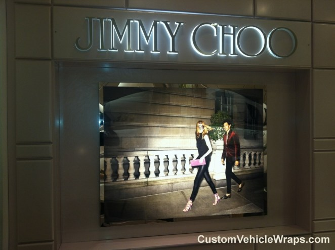 jimmy choo vinyl 7